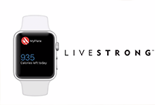 Livestrong Apple Watch